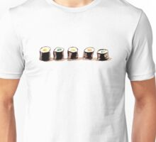 A Study in Deliciousness, Part 1 Unisex T-Shirt