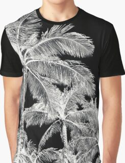 'Morning Palms' Photographic Design Graphic T-Shirt