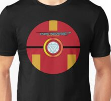 Stark Tech Pokeball Unisex T-Shirt