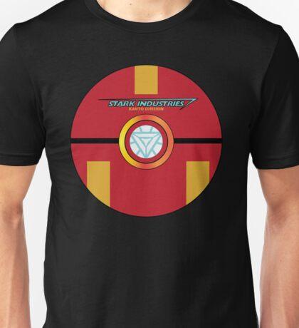 Stark Tech Pokeball Unisex T-Shirt