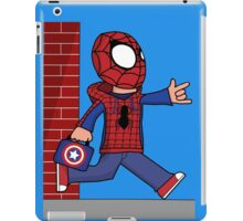 The Spectacular Spider-Kid iPad Case/Skin