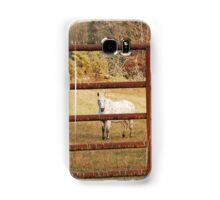 Don't Fence Me In Samsung Galaxy Case/Skin