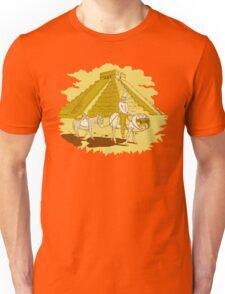 El Burrito Original (The Original Burrito) Unisex T-Shirt