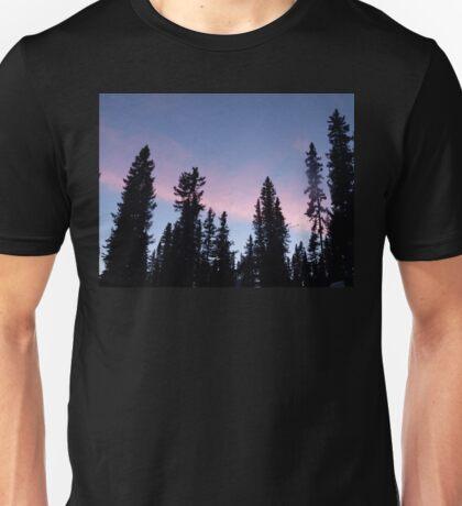 Sunset Silhouettes Unisex T-Shirt