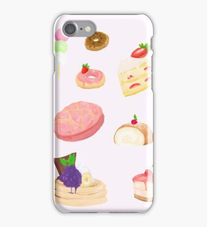 Delicious Desserts iPhone Case/Skin