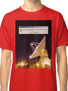 God Not Found - PIA17790-1920x1200 Goldstone 70-Meter Classic T-Shirt