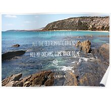 Eyre Peninsula - Sea inspired  Poster