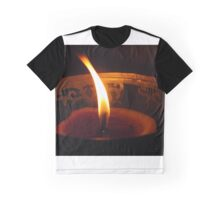 candle flame #2 Graphic T-Shirt