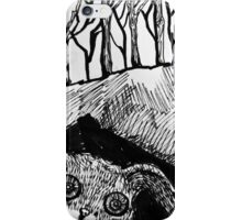 Psycho Rabbit  iPhone Case/Skin