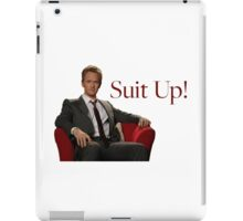 Barney Stinson- Suit Up iPad Case/Skin