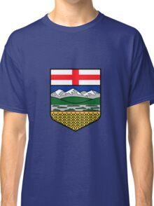 Flag of Alberta Classic T-Shirt