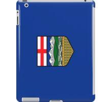 Flag of Alberta iPad Case/Skin