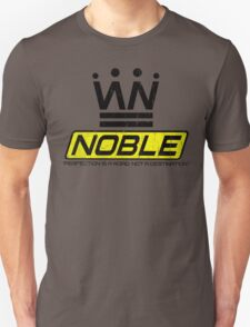 Noble Slogan Graphic T-Shirt