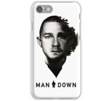 Shia LaBeouf Man Down iPhone Case/Skin