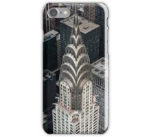 Chrysler Building Aerial iPhone Case/Skin