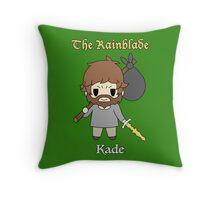 Chibi Kade Throw Pillow