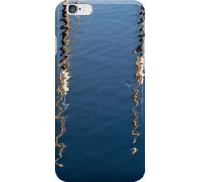 Abstract masts iPhone Case/Skin