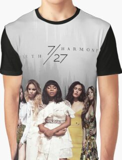 Fifth Harmony - 7/27 (Forest) Graphic T-Shirt