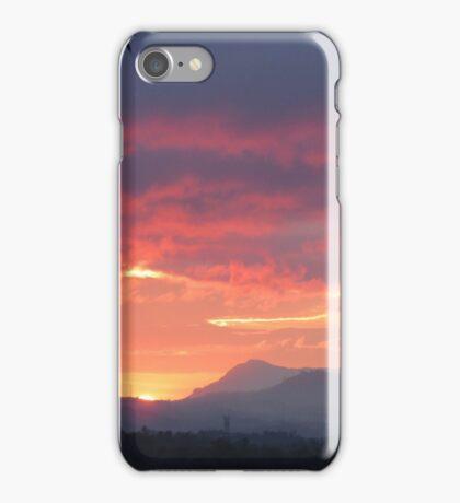 Sri Lankan sunset iPhone Case/Skin