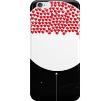 Lift Me Away (16-bit nerd love) iPhone Case/Skin
