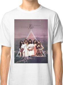 Fifth Harmony - 7/27 (Mountains) Classic T-Shirt