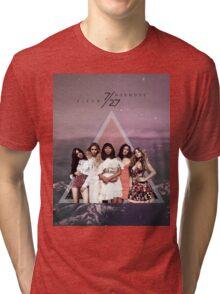 Fifth Harmony - 7/27 (Mountains) Tri-blend T-Shirt