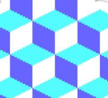 Q*Bert Pyramid Sticker