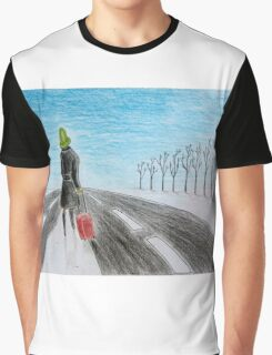 Lonely voyage Graphic T-Shirt