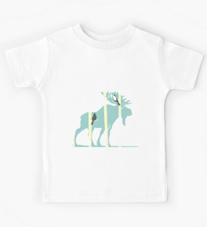 Nature Inspired Home Decor and Apparel Kids Tee
