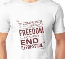 End Repression Unisex T-Shirt