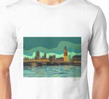 Big Ben & The River Thames Unisex T-Shirt