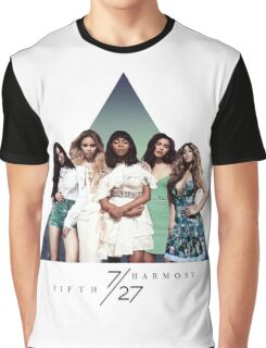 FIFTH HARMONY ~ 7/27 (Triangle) Graphic T-Shirt