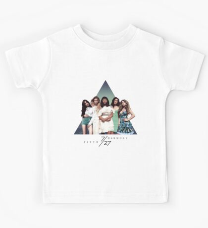 FIFTH HARMONY ~ 7/27 (Triangle) Kids Tee