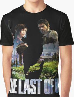 The Last Of Us ''Collapsed Bridge'' Graphic T-Shirt