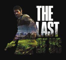 The Last Of Us ''Collapsed Bridge'' One Piece - Short Sleeve