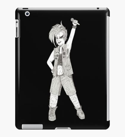 Punk Goth iPad Case/Skin