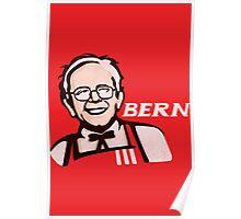 Colonel Bernie Poster