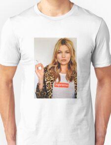 Kate Moss Supreme Unisex T-Shirt