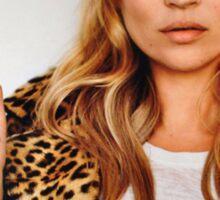 Kate Moss Supreme Sticker