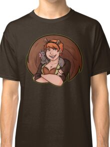 Unbeatable Squirrel Girl!! Classic T-Shirt