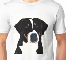 Greater Swiss Beauty Unisex T-Shirt