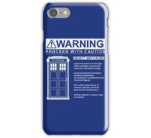 Tricky Phone Booths iPhone Case/Skin