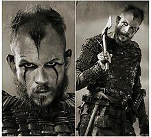 Vikings - Floki Photographic Print