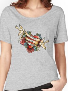 Not Today Satan Women's Relaxed Fit T-Shirt