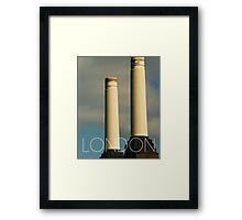 LONDON I Framed Print