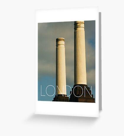LONDON I Greeting Card