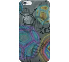 DMT - Molecule iPhone Case/Skin