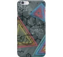 THC - Molecule iPhone Case/Skin