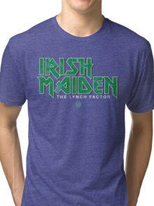 Irish Maiden Tri-blend T-Shirt