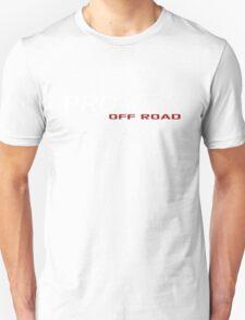 Pro-4x Off-Road Unisex T-Shirt